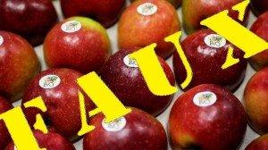 Faux Bio Pommes